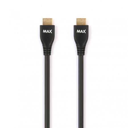 MAX kabel HDMI, verzija 2.1, 1m