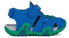 Geox chlapčenské sandále KRAZE B0224A_05015_C4165