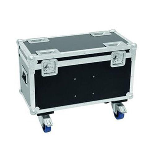 Roadinger Transportní kufr Flight case, Transportní case pro 2x TMH-30/40/60