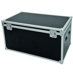 Roadinger Transportní kufr , Výška 54,5 cm/černý