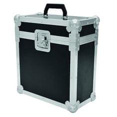 Roadinger Transportní kufr Flight case, Transportní case pro 2x TMH-6/7/8/9/PK s hákem