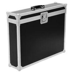 Roadinger Transportní kufr Flight case, Transportní case pro 2x SLS panel, velikost L