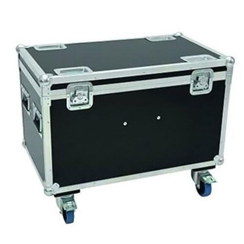 Roadinger Transportný kufor , Transportný case pre 4x PLB-130, s kolieskami