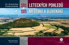 Bohuš Schwarzbacher: 101+101 leteckých pohledů na Česko a Slovensko