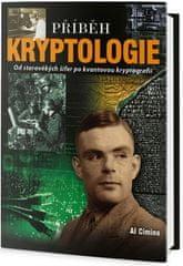Al Cimino: Příběh Kryptologie - Od starověkých kódů po kvantovou kryptografii