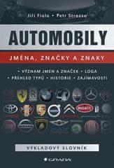 Automobily Jména, značky a znaky - Význam jmen a značek, loga, přehled typů, historie a zajímavosti