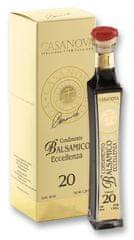 Acetaia Casanova Condimento Balsamico ECCELLENZA 20 let 40ml , Acetaia Leonardi