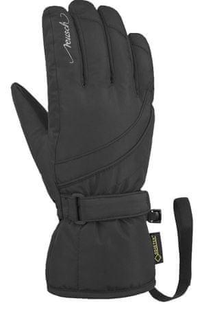 Reusch Sophia GTX rukavice, 6,5, crne