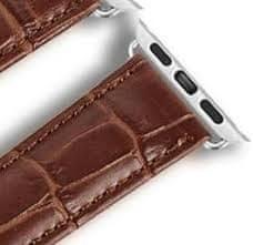 ACM Kožený řemínek pro Apple Watch 42/44MM Brown