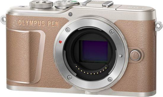 Olympus PEN E-PL10 Body Brown (V205100NE000)
