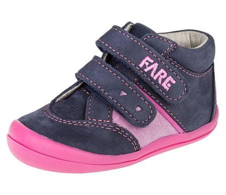 Fare dievčenská celoročná obuv 2121203 23 modrá