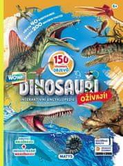 Dinosauři ožívají! Interaktivní encyklopedie - 150 úžastných objevů Rozšířená realita Aplikace zdarma!