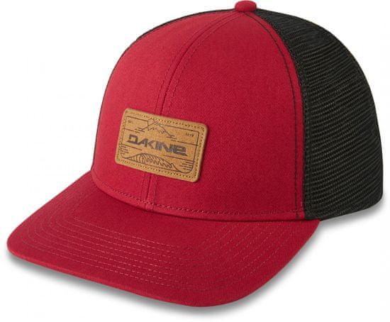 Dakine pánska šiltovka Peak To Peak Trucker (10002471-S20) uni červená