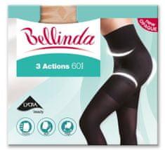 Bellinda Punčochové kalhoty 3ACTIONS 60 DEN - BELLINDA - černá