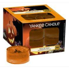 Yankee Candle čajové svíčky Trick Or Treat 12 ks