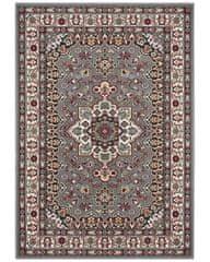 NOURISTAN Kusový koberec Mirkan 104102 Grey