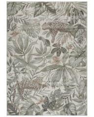Elle Decor Kusový koberec Botanical 103902 Cream/Green/Copperbrown z kolekce Elle