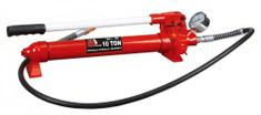 AHProfi Hydraulická pumpa s měřákem 10t - T71001B1 | AHProfi