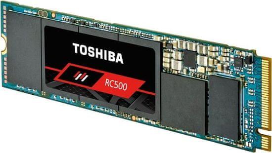 TOSHIBA RC500, M.2 – 500 GB
