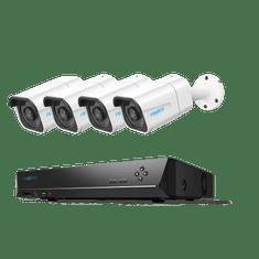 Reolink 4K PoE set, RLK8-800B4 jedinica za snimanje + B800 4 IP kamere