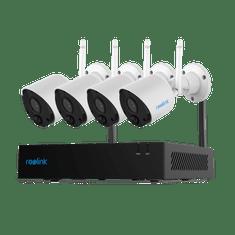 Reolink 4K WiFi set, RLN4 jedinica za snimanje + RLC-211W 4 IP WiFi kamere
