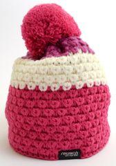 Reusch Meribel ženska kapa, ružičasta