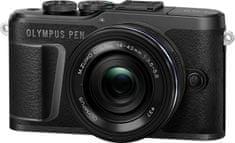 Olympus fotoaparat PEN E-PL10 + 14-42 Pancake Zoom Kit
