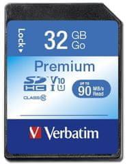 Verbatim Premium SDHC 32GB UHS-I V10 U1 (43963)