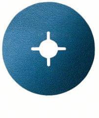 Bosch Fíbrový brusný kotouč R574, Best for Metal; 125 mm, 22 mm, P36