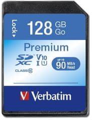 VERBATIM Premium SDXC 128GB UHS-I V10 U1 (44025)
