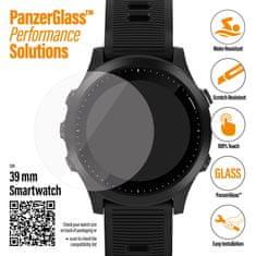 PanzerGlass SmartWatch pro různé typy hodinek, 39 mm čiré (3604)