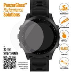 PanzerGlass SmartWatch pro různé typy hodinek, 35 mm čiré (3605)