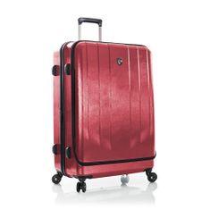 Heys Škrupinový cestovný kufor EZ Access L Red 128 l