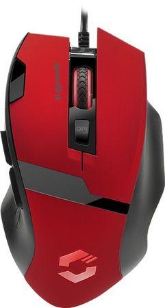 SPEED-LINK mysz do gier Vades, czarny/czerwony