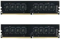 TeamGroup Elite 16GB Kit (2x8GB) DDR4-2666, DIMM, CL19 memorija (TED416G2666C19DC01)