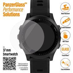 PanzerGlass SmartWatch különböző óratípusok, 37 mm áttetsző (3609)