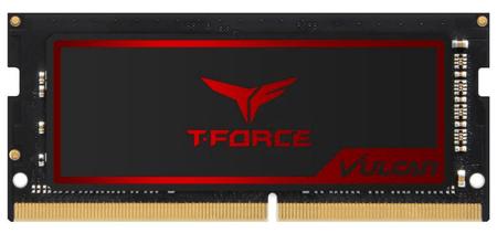 TeamGroup Vulcan 16GB DDR4-2666, SODIMM, CL18 pomnilnik (TLRD416G2666HC18F-S01)