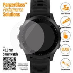 PanzerGlass zaštitno staklo SmartWatch za različite vrste pametnih satova, 40,5 mm, crno (3615)
