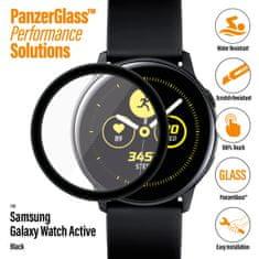 PanzerGlass SmartWatch pro Samsung Galaxy Watch Active, černé celolepené (7204)