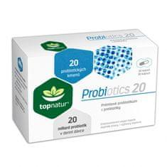 Topnatur Probiotics 20 30kapsúl