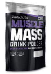 BioTech USA Muscle Mass 1000g