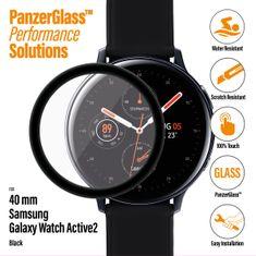 PanzerGlass szkło ochronne Samsung Galaxy Watch Active 2 40 mm, czarny