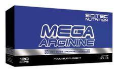 Scitec Nutrition Mega Arginine 120kapslí