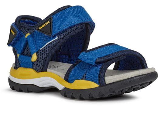 Geox chlapčenské sandále BOREALIS J020RC_01411_C0335 28 modrá
