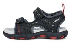 Geox chlapecká obuv PIANETA J0264A_0CE15_C0048