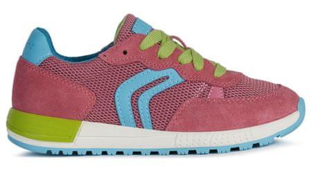 Geox dekliški teniski ALBEN J02AQB_01422_C8328, 31, roza