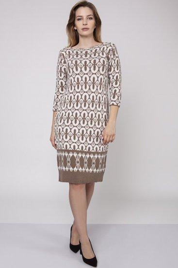MKM Denní šaty model 138899 MKM L