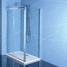 POLYSAN Easy Line obdélníková zástěna 1000x700mm, čiré sklo (EL1015EL3115)