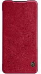 Nillkin Qin Book Pouzdro pro Xiaomi Mi9 Lite Red, 2449635