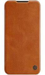 Nillkin Qin Book Pouzdro pro Xiaomi Redmi Note 8 Brown, 2449345